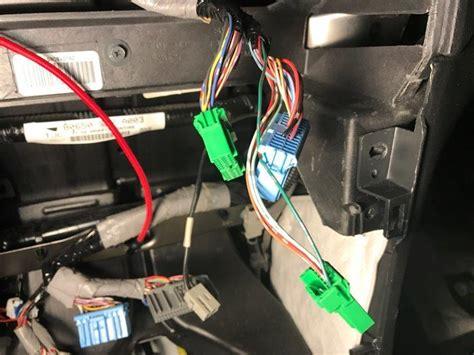 reverse light wire  navi screen acurazine acura