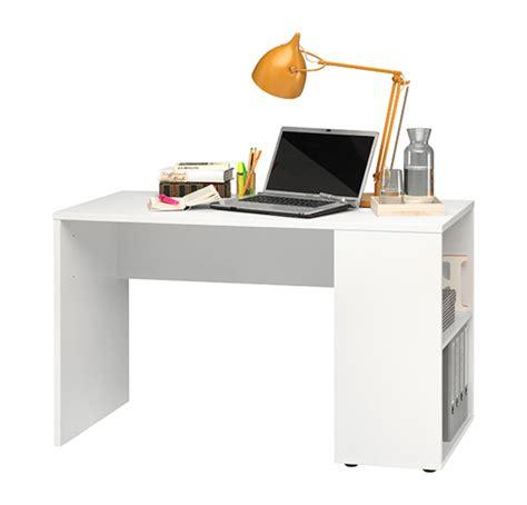 bureau avec etageres bureau avec étagères blanc