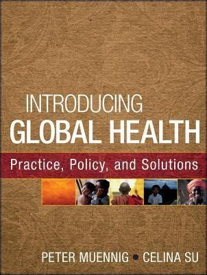 introducing global health practice policy  solutions