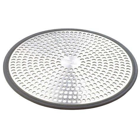 oxo good grips 174 large sink plug hole strainer guard ebay
