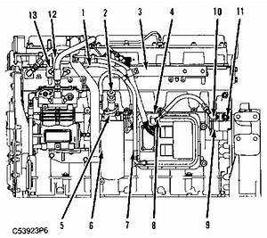 29 Cat C15 Engine Diagram
