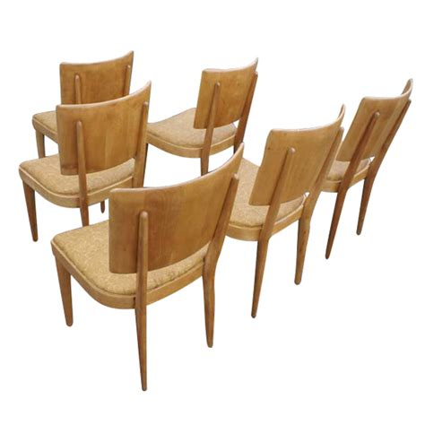 heywood wakefield dining set ebay 6 vintage heywood wakefield c 155 stingray dining chairs