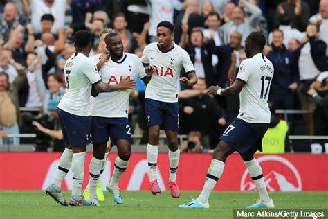 Predicted Tottenham Hotspur line-up v Crystal Palace – HITC