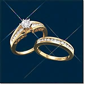 avon engagement ring avon brilliant band and ring set new jewelry rings at hnhco enterprises llc