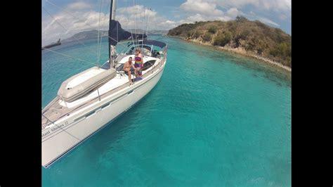 british virgin island sailing paradise bvi youtube