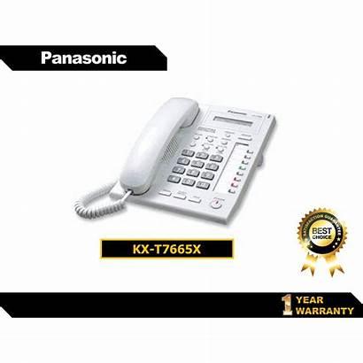 Shopee Kx Panasonic T7665 Speakerphone Telephone Display