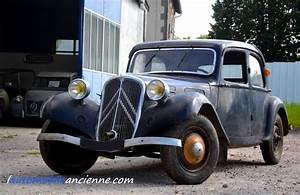 Garage Citroen Limoges : sortie de grange d une citro n traction 7c de 1935 l 39 automobile ancienne ~ Gottalentnigeria.com Avis de Voitures