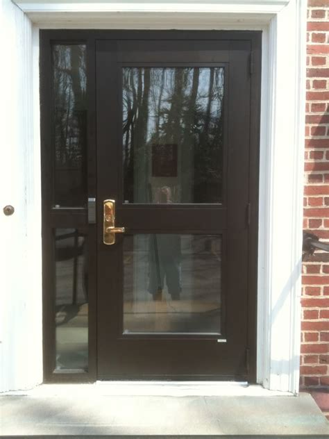 commercial storefronts  entry doors glass glazing