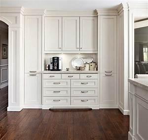 Cuisine Blanche Plan De Travail Bois : cuisine blanche et plan de travail noir maison design ~ Preciouscoupons.com Idées de Décoration