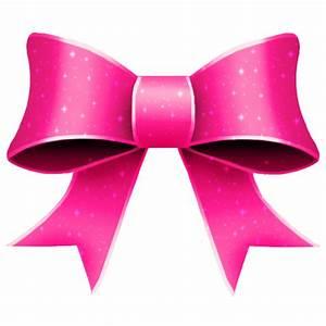 Ribbon Pink Pattern Icon - Christmas Icon Set - SoftIcons.com