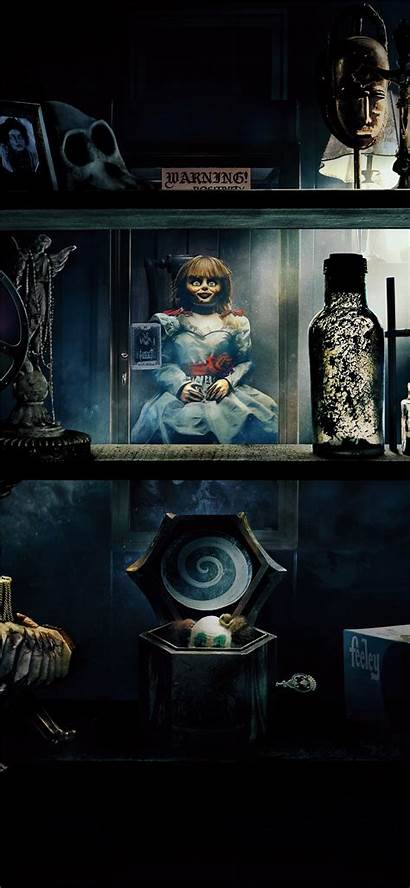 Annabelle Iphone 8k Comes Wallpapers Xr Pro