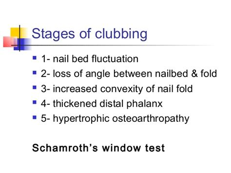 Cough & hemoptysis & cyanosis & clubbing