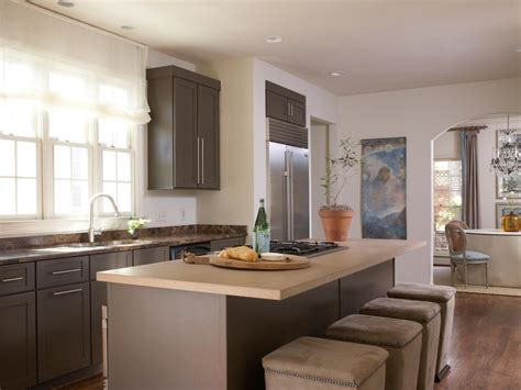 Warm Paint Colors for Kitchens: Pictures & Ideas From HGTV