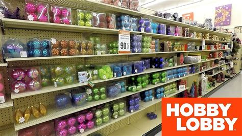 hobby lobby   remaining christmas clearance sale