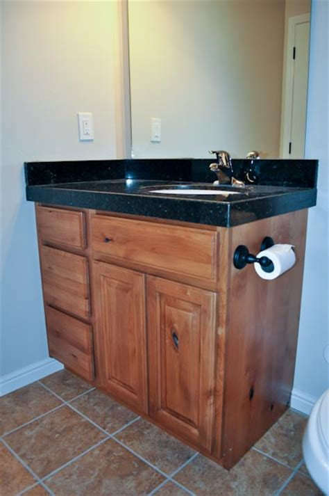 rta bathroom cabinets  vanities knotty alder cabinets