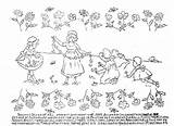 Embroidery Pattern Bustle Sew Helen Craftgossip Needlework 1918 Sweet Bustleandsew sketch template