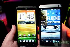 HTC One vs HTC One X+