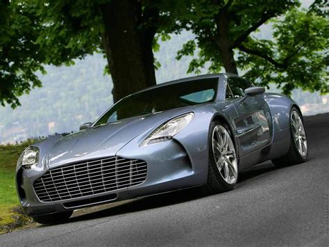 Aston Martin One 77 Price In India, Images, Specs, Mileage