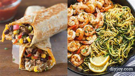 Just slice or grate some cheese. 50 Easy Dinner Recipes To Try Tonight