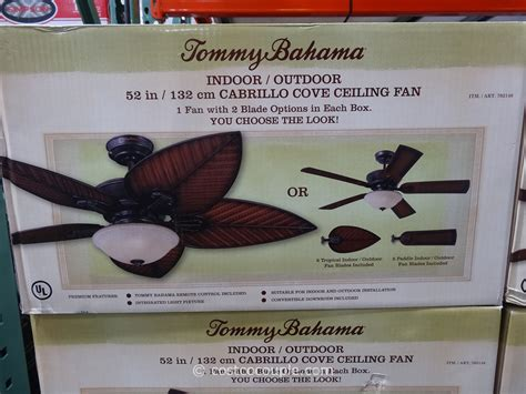 costco ceiling fans tommy bahama ceiling fans costco