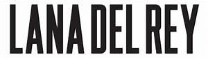 Lana Del Rey Logo / Music / Logonoid.com