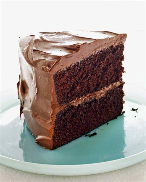 devils food cake  milk chocolate frosting