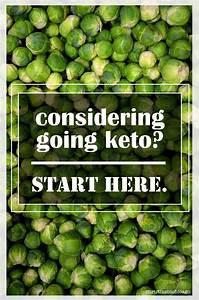 Considering Going Keto  Start Here