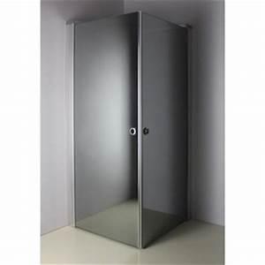 Miroir De Douche : paroi douche miroir comparer les prix sur publicit ~ Nature-et-papiers.com Idées de Décoration