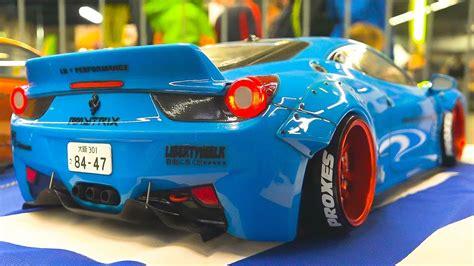 Amazing Rc Drift Car Race Models In Action / Fair Erfurt