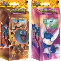 pokemon cards x and y flash fire