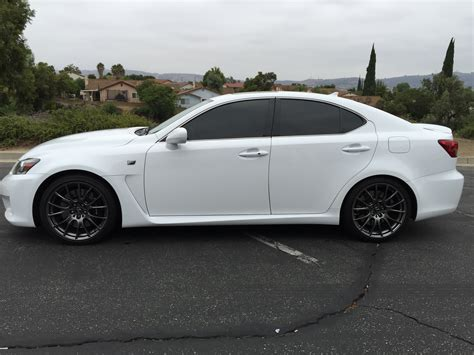 lexus isf white ca 2013 lexus is f ultra white with black interior all