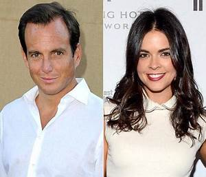 Will Arnett And Katie Lee Dating, Kiss And Hold Hands At ...
