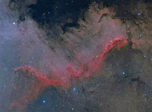 NGC7000 The Cygnus Wall | Astrophotography