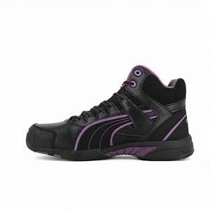 Chaussures De Securite Puma : chaussures de s curit femme haute puma stepper s3 74 58 ht lisashoes ~ Melissatoandfro.com Idées de Décoration