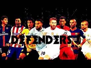 Best Football Defenders I 2016 - YouTube