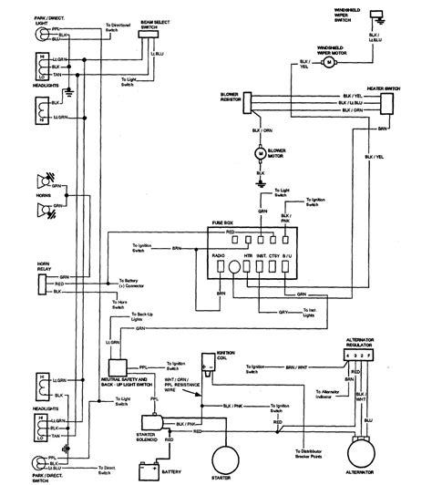 1965 Chevy El Camino Wiring Diagram by 1965 Chevrolet El Camino Wiring Diagram Part 2 61801