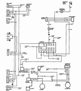 1965 Chevrolet El Camino Wiring Diagram Part 2  61801