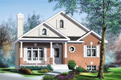 Home Design 900 Sq Ft : Traditional Style House Plan