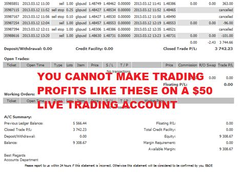 currency trading account how much do i need to start trading forex tip ignore fx