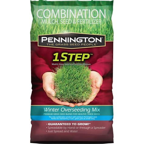 Pennington 30 Lb One Step Complete For Winter Over