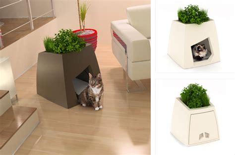 maison de toilette design pour chat tout sur le chat