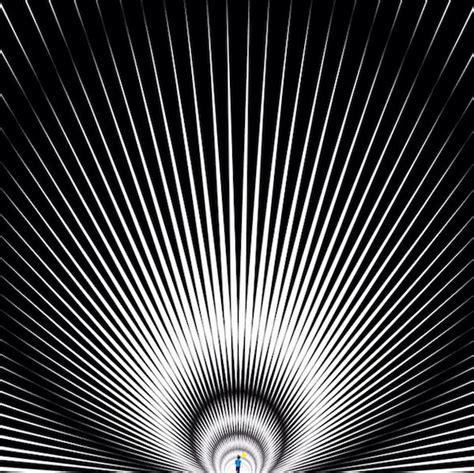 stunning instagram   hypnotizing geometric shapes