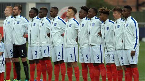 England U18 Squad 2019 Football