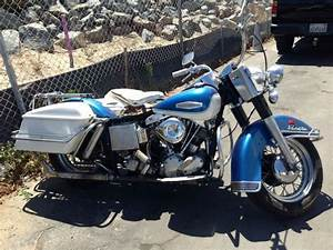 Buy 1967 Harley Davidson Shovelhead Flh On 2040