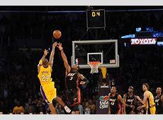 Kobe Bryant vs The NBA Los Angeles Lakers