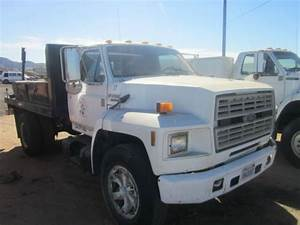 Buy Used 1992 Ford F700 6 6l Diesel In San Diego