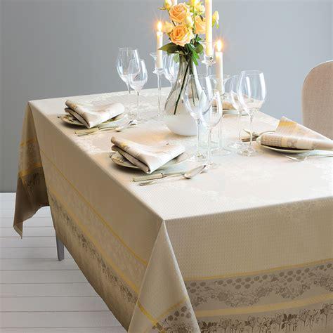 garnier thiebaut nappes chemins de table et serviettes perce neige epicuriens de