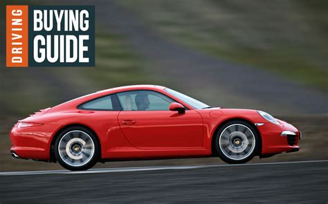 buying guide porsche      sports cars