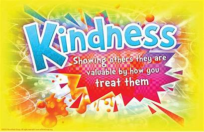 Kindness February Month Showing Others Pm Parents