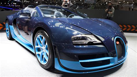 The drag coefficient of the f1 is a lowly 0.32, compared to the mighty bugatti veyron's 0.36. 2015 Bugatti Veyron grand sport - pictures, information ...